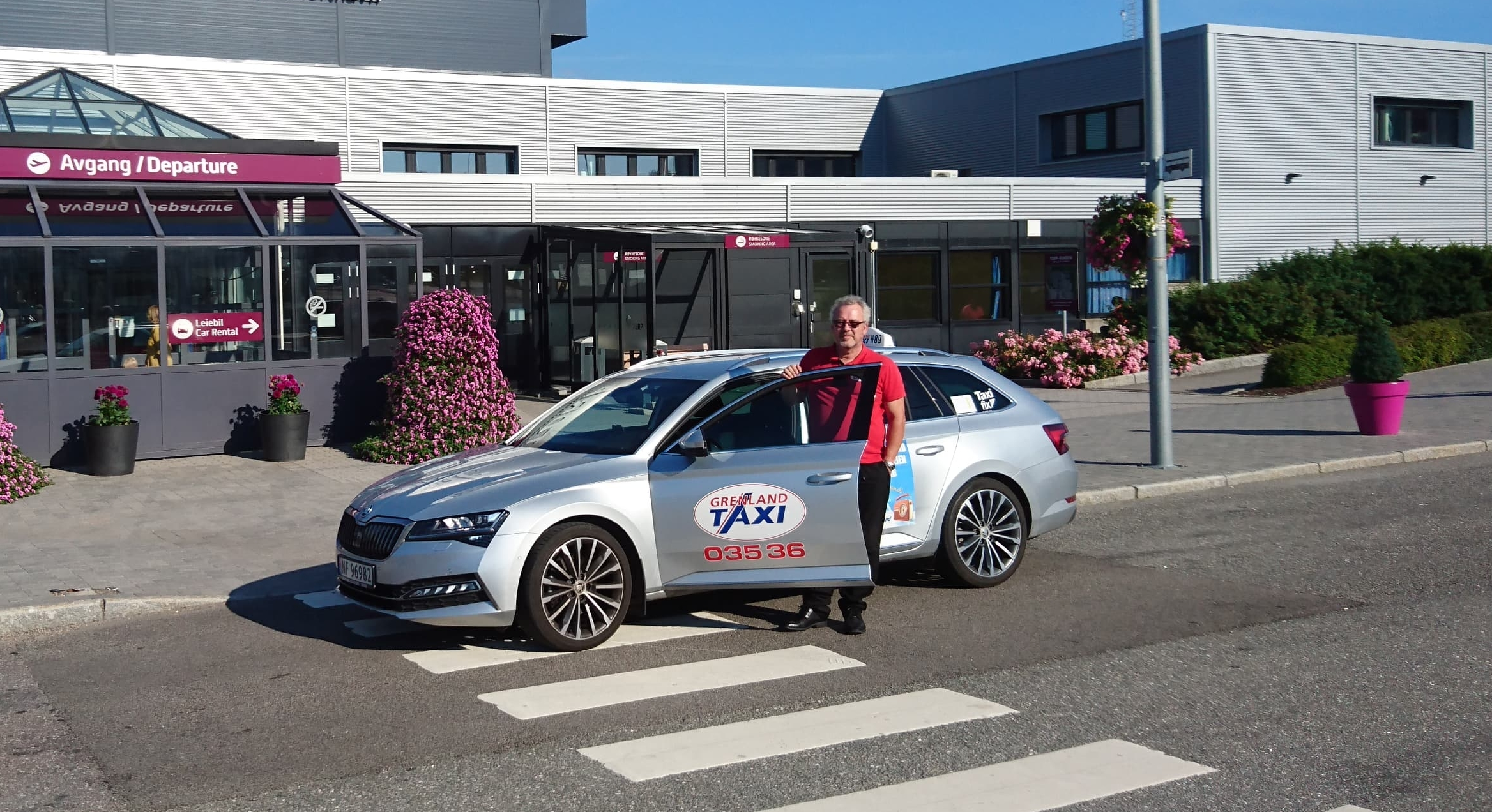 Petter H-81 Grenland Taxi